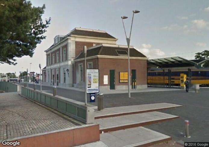 Stationsgebouw Apeldoorn