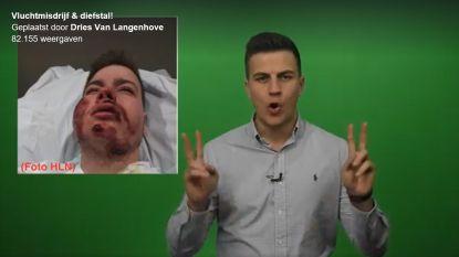 """Politie doet oproep na opsporingsbericht van Dries Van Langenhove op Facebook: """"Tips graag rechtstreeks naar ons"""""""