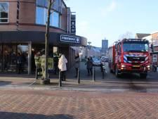 Kledingwinkel Freewear werd ontruimd vanwege vreemd ruikende lucht