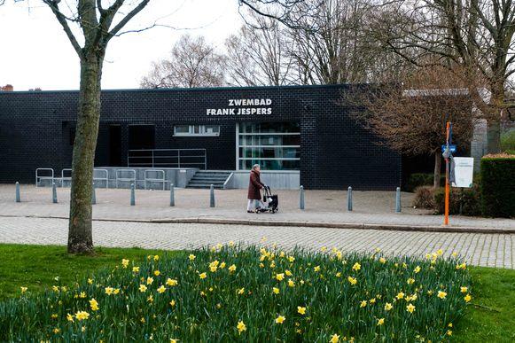 Ook het gemeentelijk instructiebad Frank Jespers krijgt een nieuwe invulling binnen het RUP Open Ruimte.