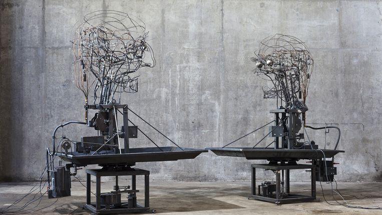 null Beeld Atelier van Lieshout