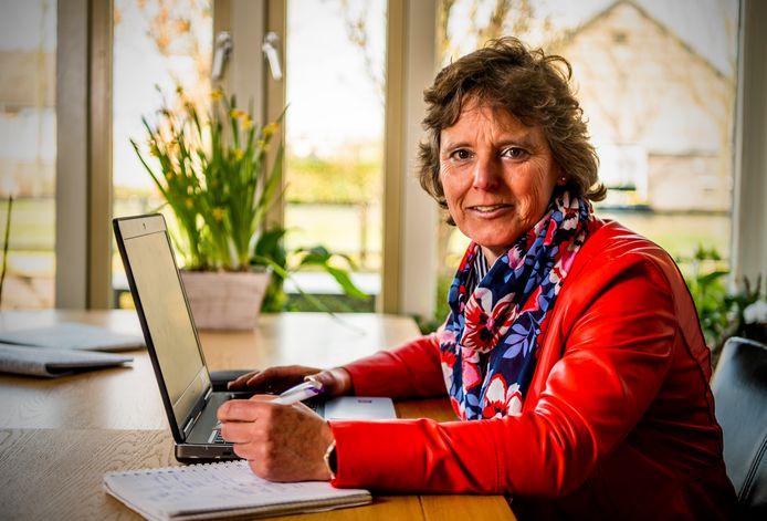 Hoogleraar Carin Uyl-de Groot van de Erasmus Universiteit Rotterdam.