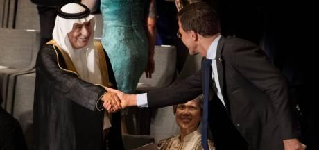 Oproep Rutte aan de rest van Europa: lever Saoedi's minder wapens