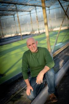 Hans uit Huissen hoopt dat zijn 'groene grej' ooit het 'groene goud' wordt, misschien wel op Mars