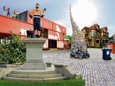 Afval als attractie? Rond Tilburg gaan we het niet beleven: themapark zoekt het bij Eindhoven