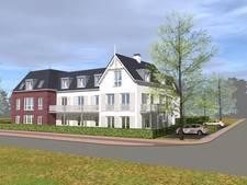 Appartementen op plek van kapper Corton in Oosterbeek