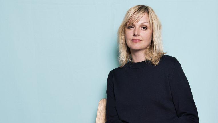 Karin Gustafsson. Beeld Els Zweerink