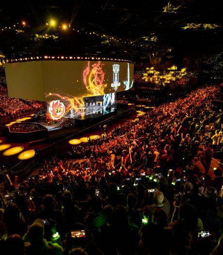 3,2 miljoen fans dingen mee om ticket WK-finale League of Legends in Shanghai: 0,2 procent kans