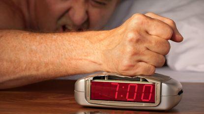 Nu loopt je digitale wekker per ongeluk weer vóór