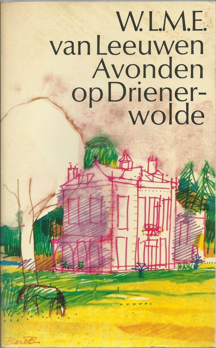 cover Avonden op Drienerwolde van W.L.M.E. van Leeuwen