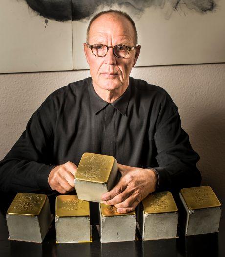 Stolpersteine vertellen verhaal van 23 Hengeloërs en Holocaust
