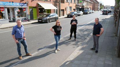 Werken centrum Heestert starten op 4 mei, handelaars hekelen dat er parkeerplaatsen sneuvelen