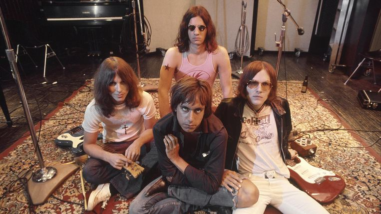 The Stooges in de docu Gimme Danger Beeld