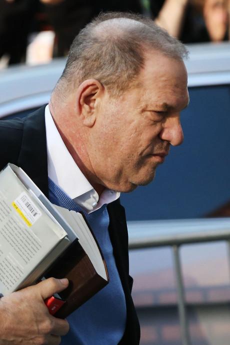 Harvey Weinstein op borgtocht vrij