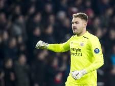 Hongerige Zoet is trots op zijn nieuwe contract: 'PSV voelt vertrouwd en goed'