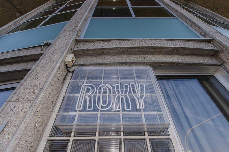 Discotheek Roxy in Antwerpen