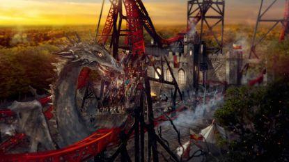Rollercoasterfun op 43 meter hoogte: Bobbejaanland pakt uit met grootste en spectaculairste nieuwe attractie in jaren