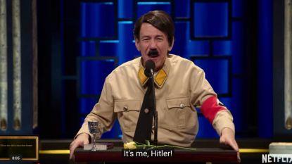 Nieuw Netflix-programma laat Anne Frank 'roasten' door Hitler