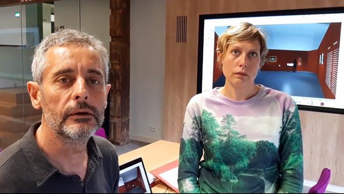 Belgisch bureau Pièce Montée geeft vorm aan expositie Van Goghs intimi in Noordbrabantsmuseum