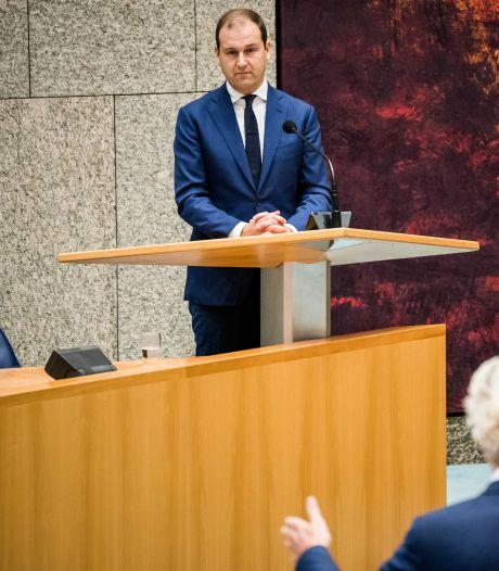 Fel debat over racisme en slavernijverleden, Wilders  ziet 'een hysterisch discriminatievirus'