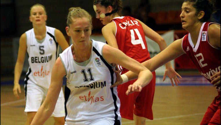 Emma Meesseman verkiest de WNBA boven de EK-kwalificatiecampagne met de Belgian Cats.