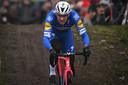 Zdenek Stybar een jaar geleden in de Azencross van Loenhout.