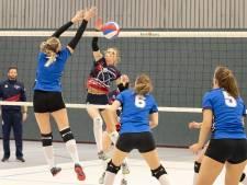 Verschillende Twentse volleybalclubs profiteren van aangepaste pd-regeling