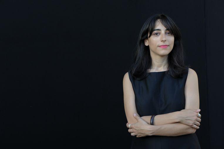 Claudia Durastanti. Beeld Getty