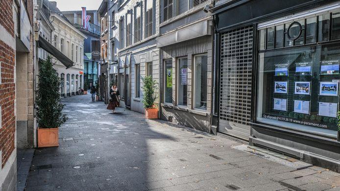 Er is geen winkelleegstand meer in de Grijze Zusterstraat.