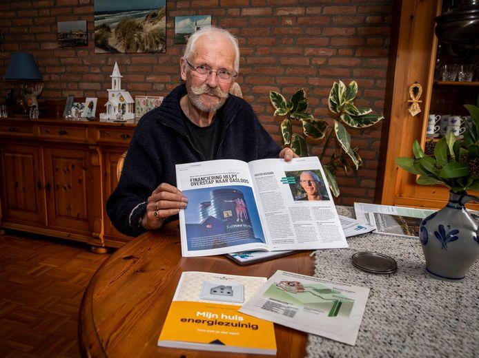 Wim Voormolen geeft tips over energietransitie.