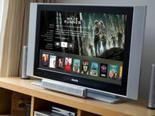 Dieven met gestolen tv onder de arm opgepakt in Dalfsen