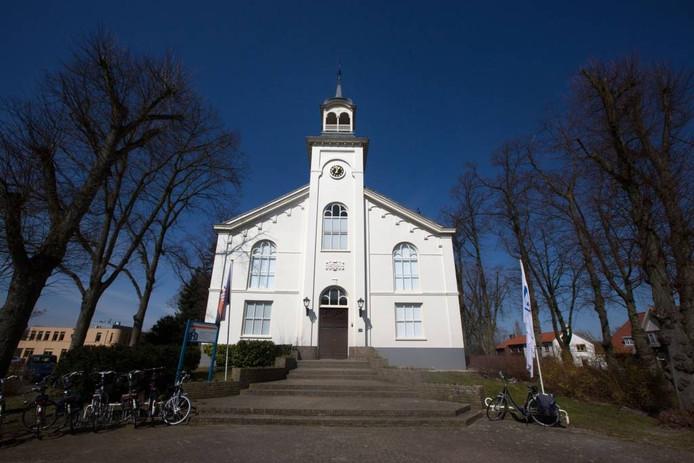 Het kerkje van voormalig Kinderdorp Neerbosch.