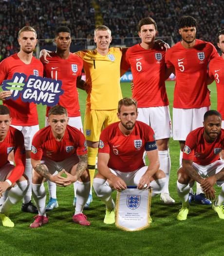 Engeland kan zich plaatsen voor EK in 1000ste interland