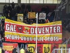 Go Ahead Eagles op rand van Jupiler League na verlies in Tilburg