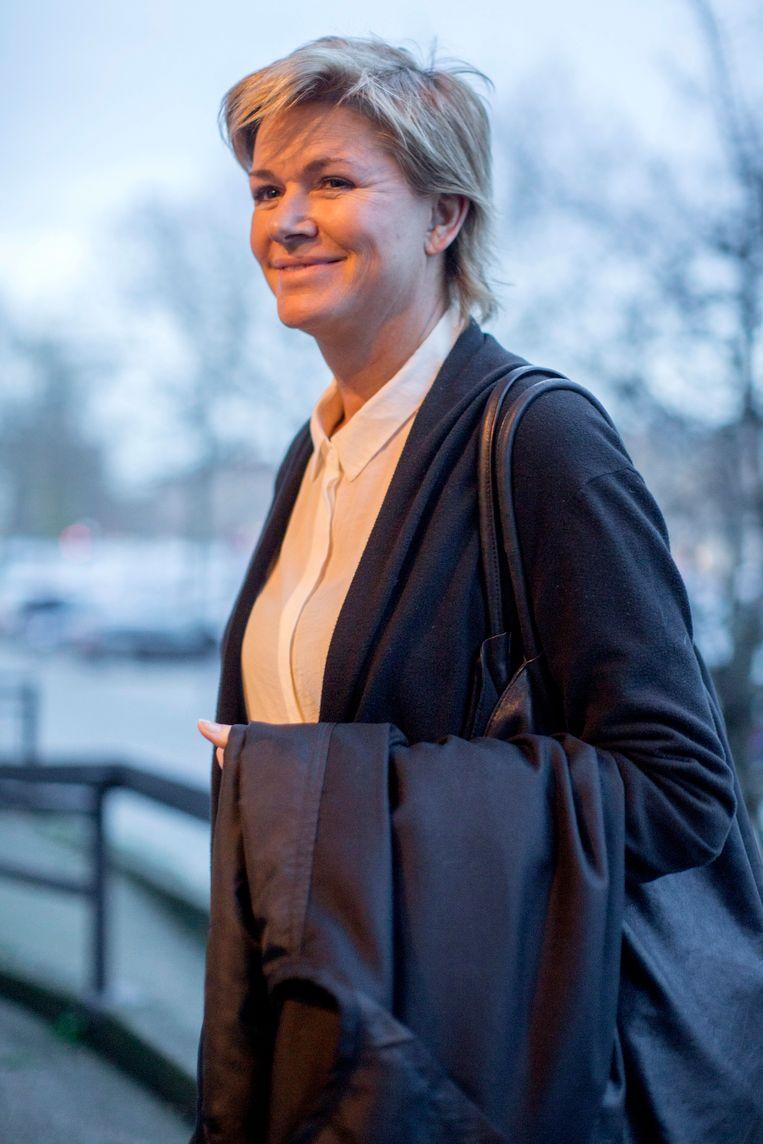 Advocate Christine Mussche is gespecialiseerd in zedendelicten.