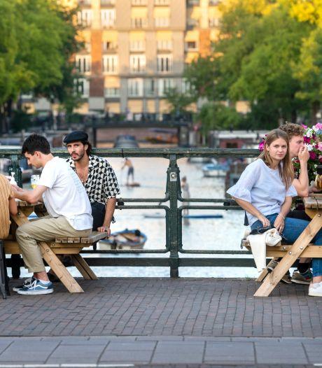Dit zijn de extra coronamaatregelen in Amsterdam