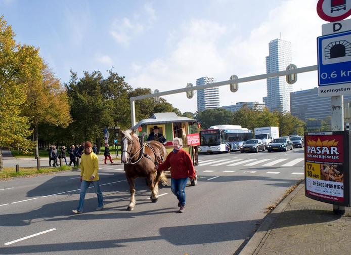 Stichting Vrije Recreatie voerde al eerder actie tegen de toeristenbelasting.