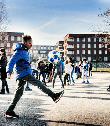 Nieuwbouwplannen Dichterswijk aangepast na protest over trapveldje