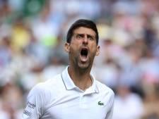 Novak Djokovic en finale pour la 6e fois de sa carrière