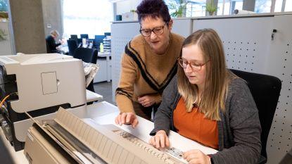 """Gemeente Willebroek gaat creatief aan het werk na cyberaanval: """"Dit is de beste teambuilding ooit"""""""