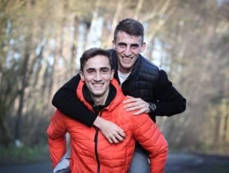 """Alexis vs Julien in halve finale Croky Cup: """"Er zal altijd een De Sart op de Heizel staan. Da's toch al mooi"""""""