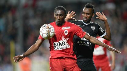 """Owusu opnieuw de held bij Antwerp: """"Messi, Messi, Owusu komt eraan"""""""