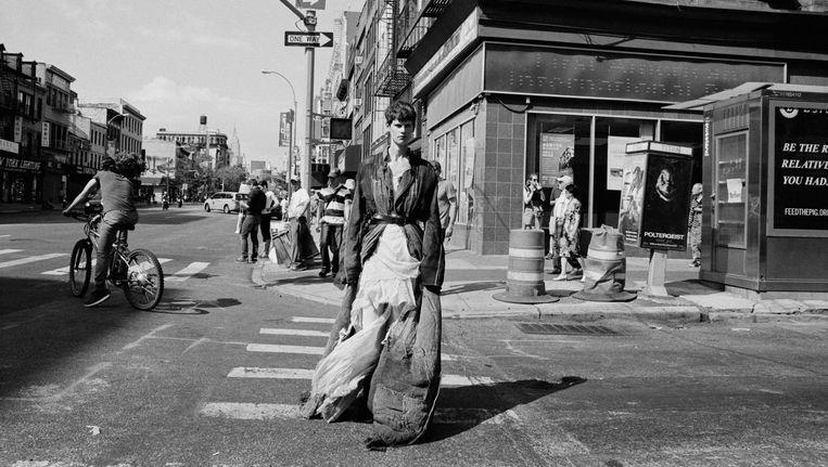 Bowery and Grand Street. Beeld Saskia de Brauw/Vincent van de Wijngaard