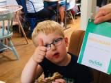 'Koffie, wijn en appelsap': kindvriendelijk café Ovide open