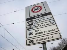 Dit zijn de duurste milieuzones in Europa: boetes tot wel 2700 euro