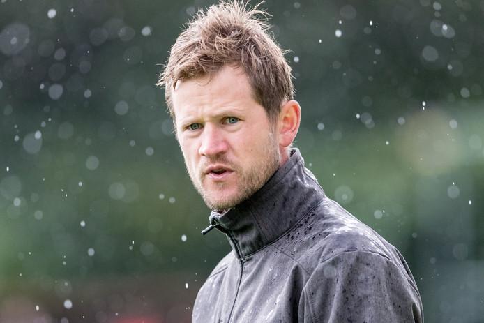 Lucas Judge volgde in de zomer van 2016 de gelouterde coach Michel van de Heuvel op bij de fusieclub Oranje-Rood.