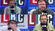 Van zero naar hero dankzij brexit: Britse radiomaker kibbelt 'on air' met brexitsupporters