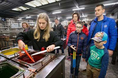 Bredase Kaarsenfabriek houdt voor 40e keer open dagen