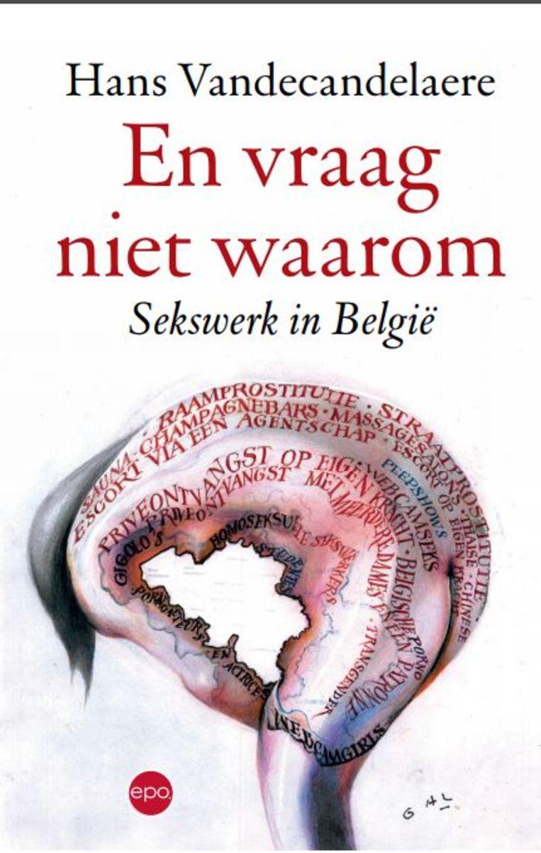 Vandecandelaere schreef het boek 'En vraag niet waarom. Sekswerk in België', uitgegeven bij EPO.