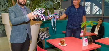 Mondkapjes maken voor mensen met een smalle beurs